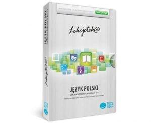 Lekcjotek@ Język Polski