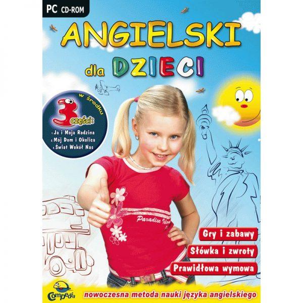 angielski dla dzieci pakiet