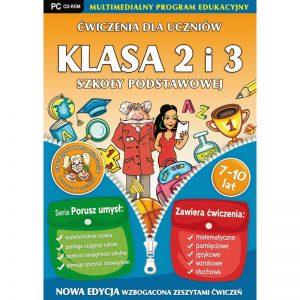 ćwiczenia dla klas 2 - 3