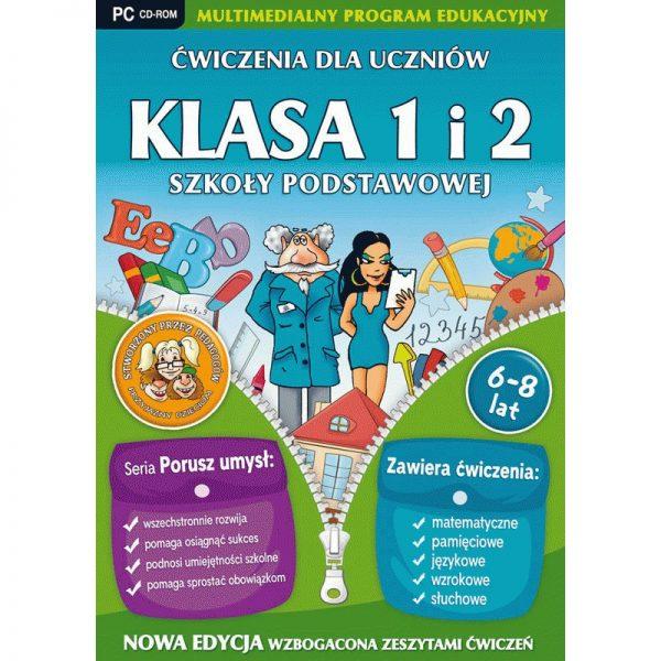 ćwiczenia klasa 1 i 2