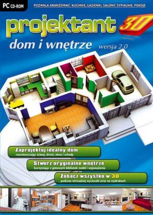 Projektant 3D: Dom i Wnętrze