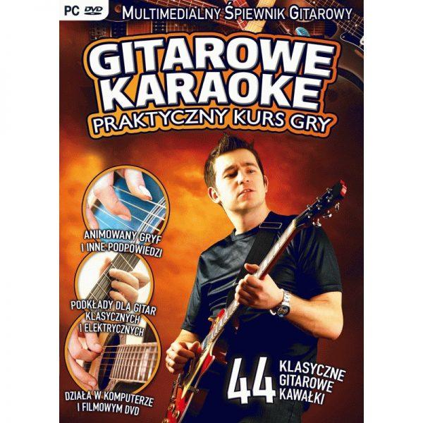 Gitarowe Karaoke - Praktyczny Kurs Gry