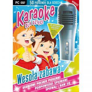 Karaoke Dla Dzieci - Wesoła Zabawa