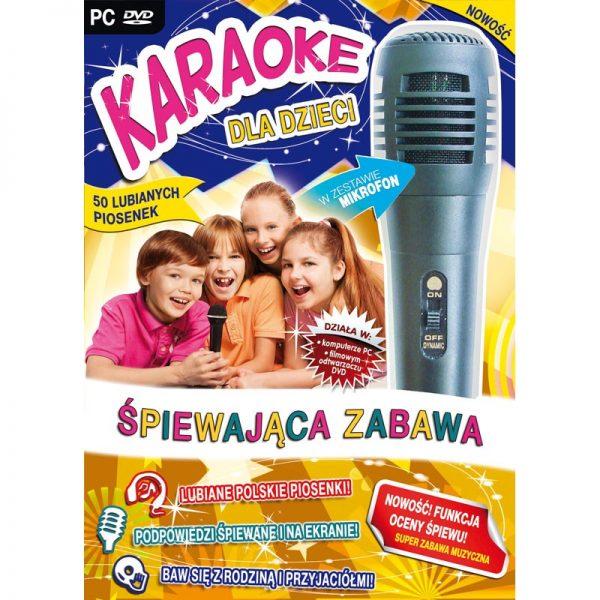 Karaoke Dla Dzieci - Śpiewająca Zabawa