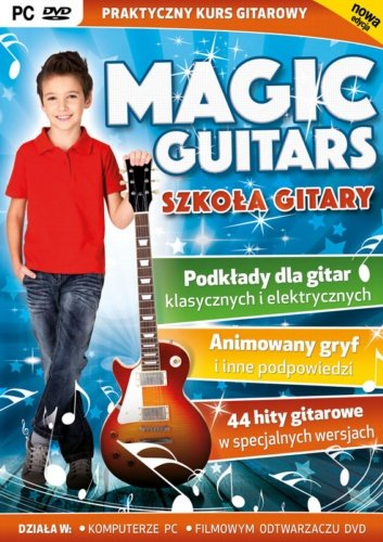 Magic Guitars Szkoła gitary