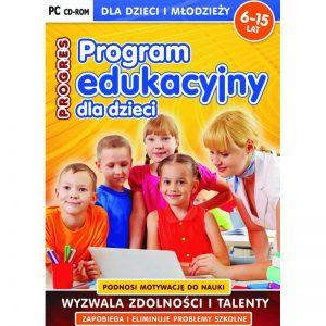 Program Edukacyjny Dla Dzieci PROGRES