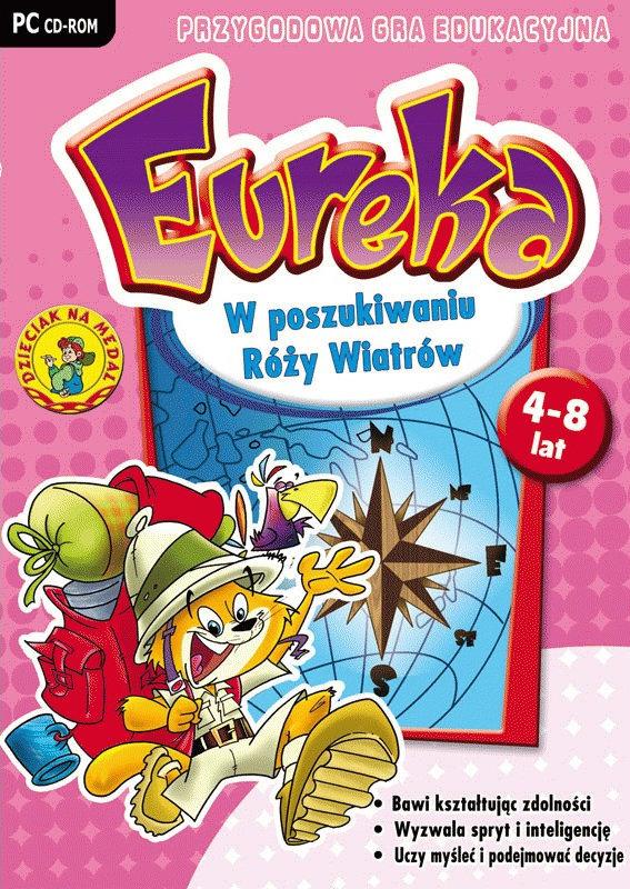 eureka w poszukiwaniu róży wiatrów