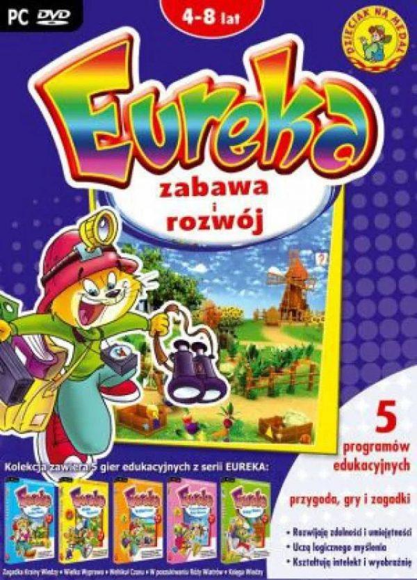 Eureka zabawa i rozwój