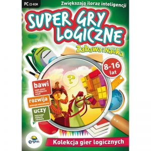 Zabawa i Nauka Super Gry Logiczne